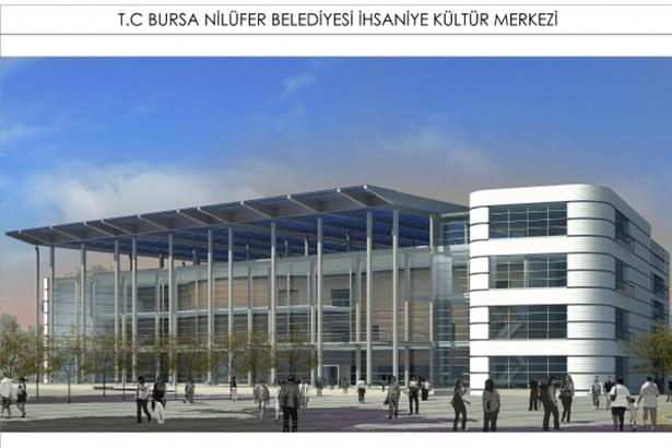 Nilüfer Kent Meydanı-İhsaniye Kültür Merkezi